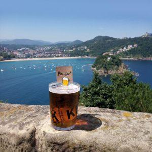 pin de cerveza